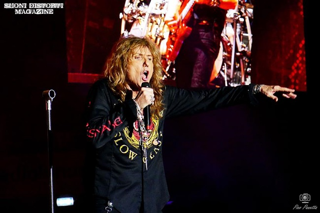 WHITESNAKE: dalla raccolta 'The Rock Album' il video di 'Anything You Want'