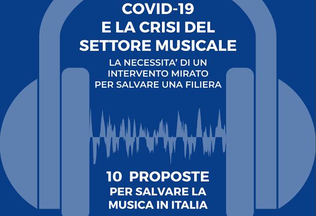 COVID-19 e la crisi del settore musicale: 10 proposte per salvare la musica in Italia