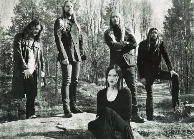 DRACONIAN: i dettagli del nuovo album 'Under A Godless Veil'