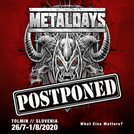 METALDAYS 2020 rimandato a causa Covid-19