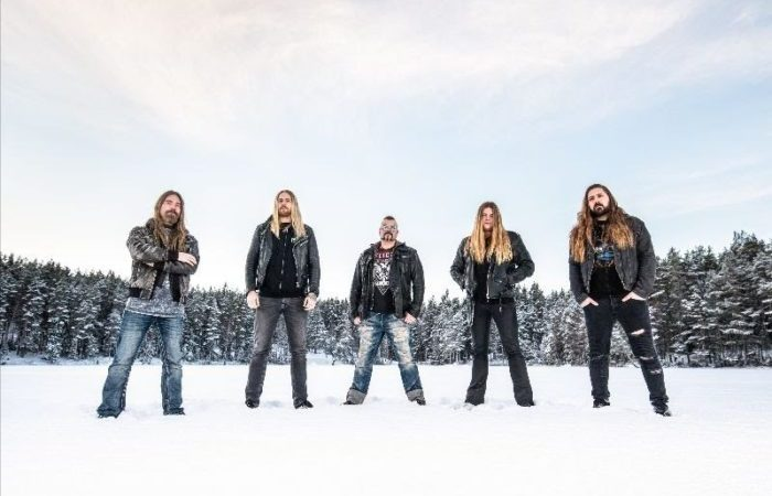 "SABATON: ""Swedish Pagans"" registrata dal vivo"