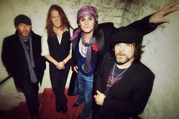 THE QUIREBOYS: ri-registrano 'A Bit Of What You Fancy' per il 30° anniversario