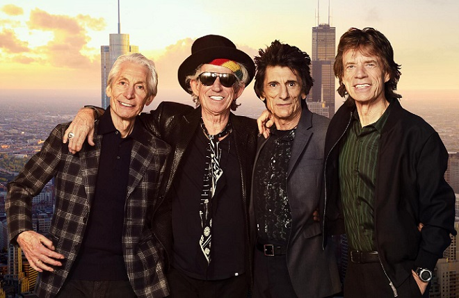 """ROLLING STONES: l'inedito """"Scarlet"""" suonato con ospite Jimmy Page dei LED ZEPPELIN"""