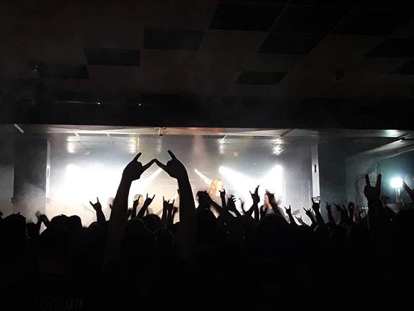 Iniziativa per il Dagda Live Club di Retorbido (PV)