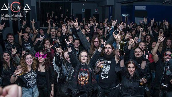 Campagna raccolta fondi per l'Alchemica Music Club di Bologna