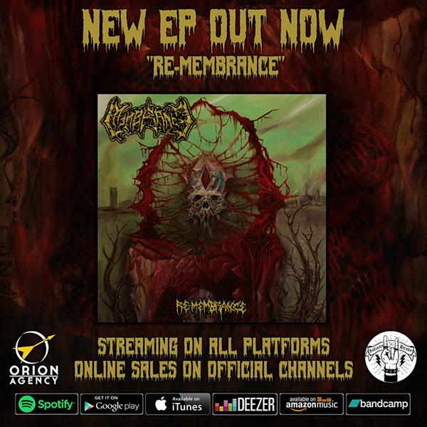 """""""Re-Membrance"""", il nuovo EP dei Membrance"""