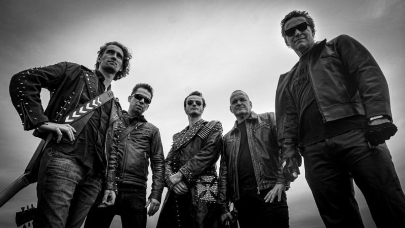 BLACK KNIGHT: a giugno il nuovo disco 'Road To Victory'