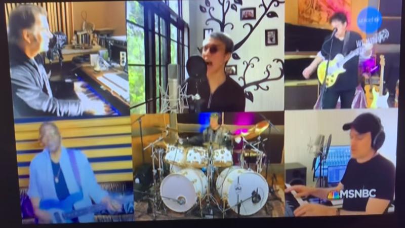 """JOURNEY: video """"home made"""" di 'Don't Stop Believing' con i nuovi membri"""