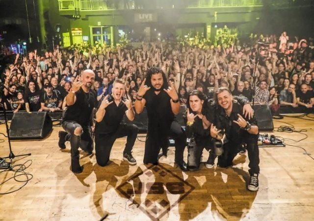 JEFF SCOTT SOTO: due video tratti da 'Loud And Live In Milan 2019'