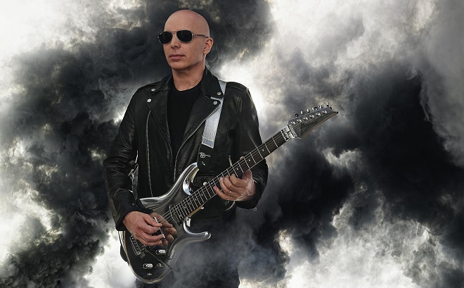 JOE SATRIANI: confermata la nuova data romana del The Shapeshifting Tour