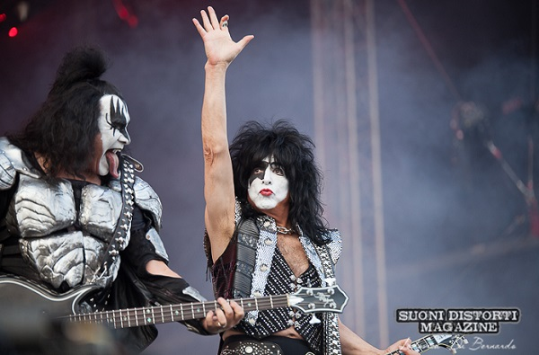 KISS: un concerto in live streaming per capodanno