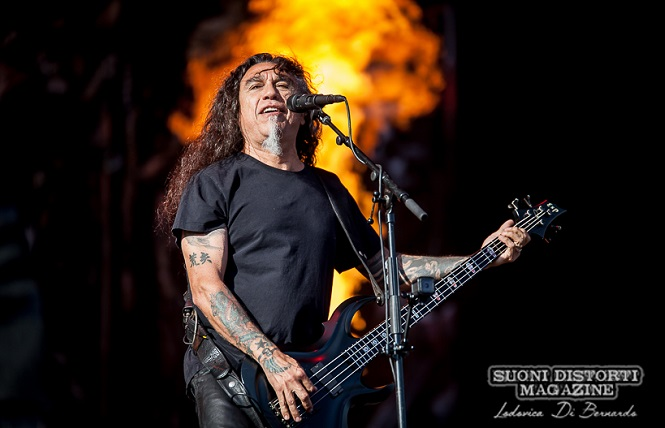 Tons Of Rock 2019 (Day2) con VOLBEAT, SLAYER, WOLFMOTHER e altri
