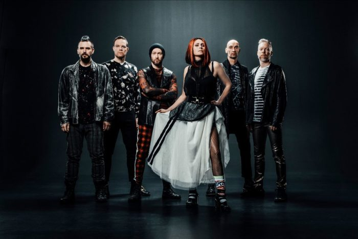 WITHIN TEMPTATION: ascolta la nuova 'The Purge' in streaming