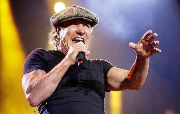 AC/DC: Brian Johnson manda ai fan italiani un video messaggio