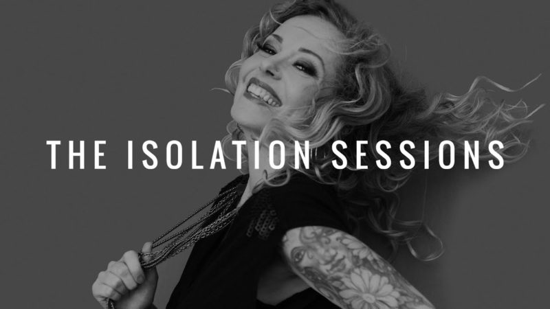 ANNEKE VAN GIERSBERGEN: live in streaming con un inedito al The Isolation Sessions