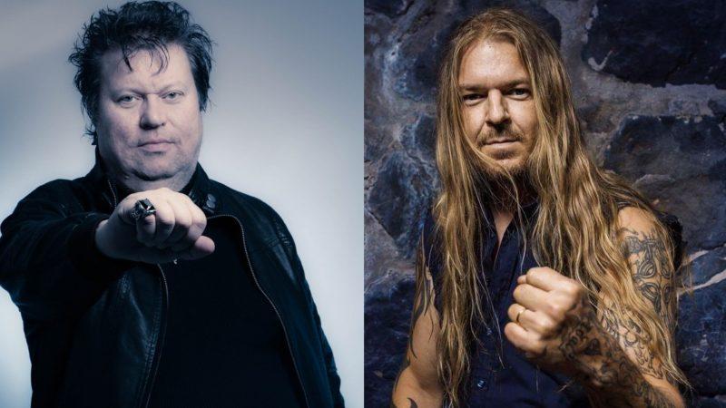 INFINITE VISIONS: Timo Tolkki suonerà con il bassista Jari Kainulainen