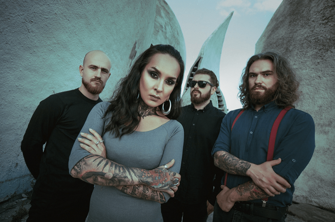 JINJER: guarda il video di 'Noah'