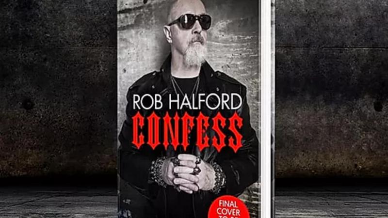 JUDAS PRIEST: a settembre uscirà l'autobiografia di Rob Halford