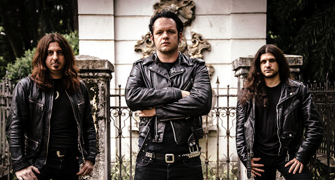 NIGHT DEMON: il lyric video del nuovo singolo 'Kill The Pain'