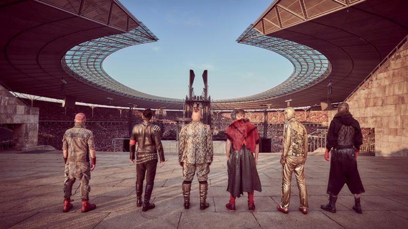 RAMMSTEIN: la data di Torino 2020 spostata al 2021