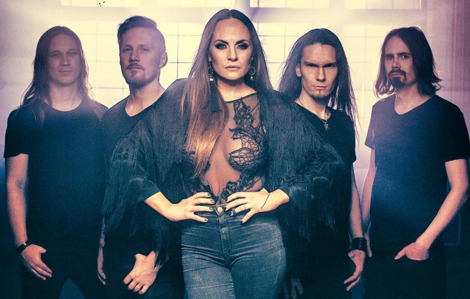 SMACKBOUND: lyric video di 'THose Who Burn'