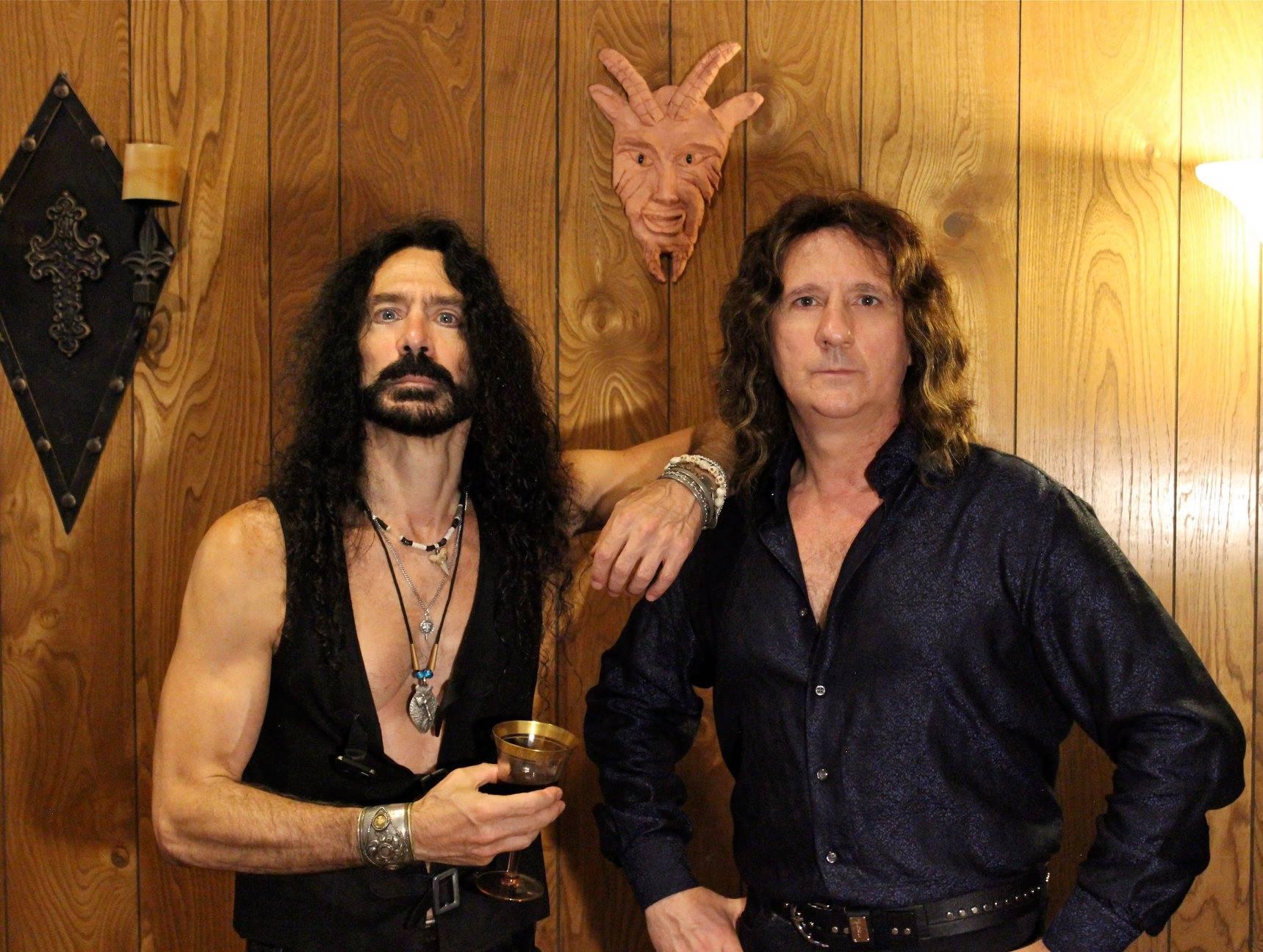 "VIRGIN STEELE: il documentario ""Inside The Music – A Journey Through The Gothic Voodoo Anthems Album"""