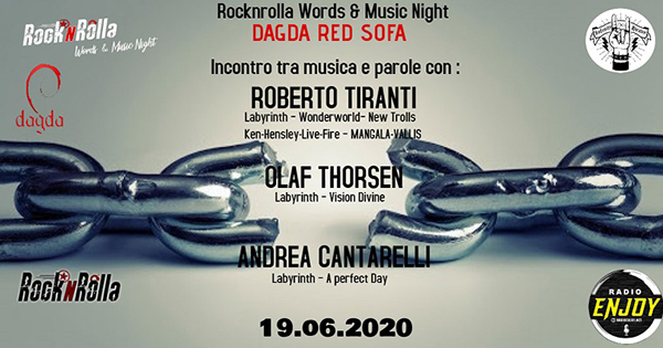 Words & Music Night @ Dagda Red Sofa