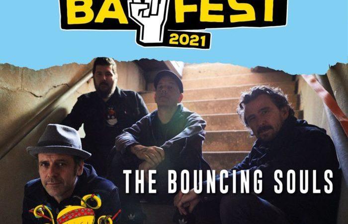 BAY FEST 2021: riconfermati nel bill THE BOUNCING SOULS