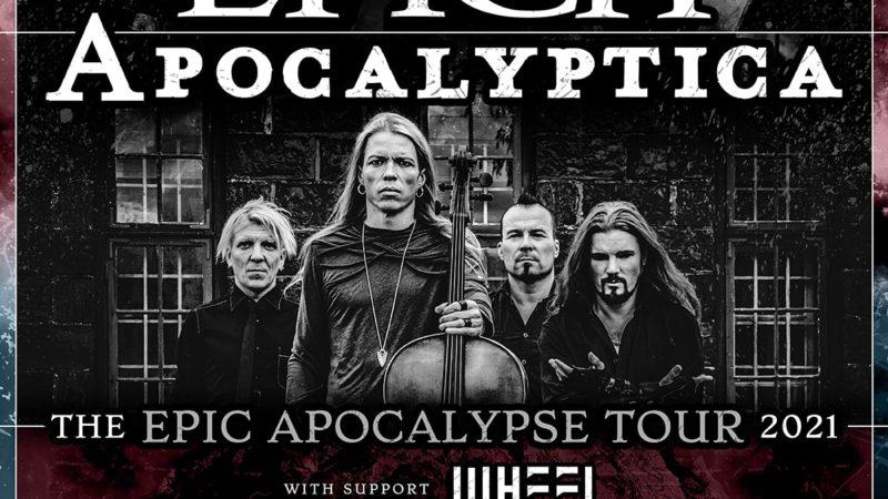 EPICA: rinviato nel 2021 l'Epic Apocalypse Tourcon gli APOCALYPTICA
