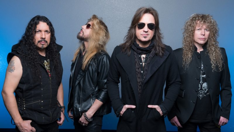 "STRYPER: ecco il lyric video di ""Make Love Great Again"""