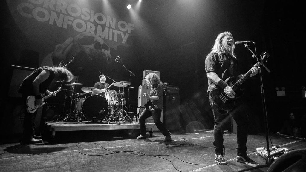 CORROSION OF CONFORMITY: nuovo calendario del tour europeo 2021, una data a milano