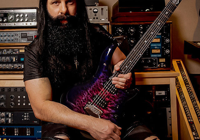 DREAM THEATER: in autunno l'album solista di John Petrucci
