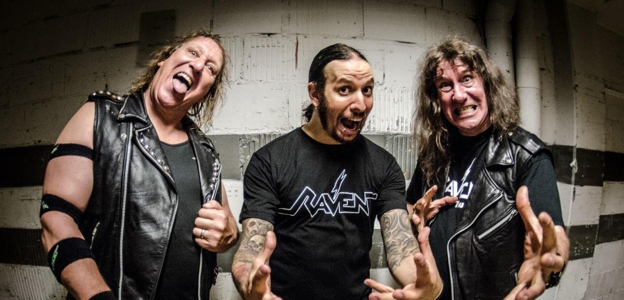 """RAVEN: guarda il video di """"Metal City"""" la titletrack"""