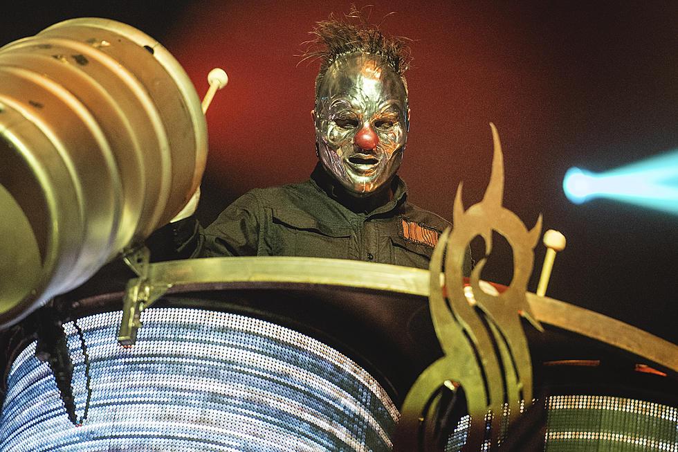 """SLIPKNOT: Shawn """"Clown"""" Crahan annuncia """"create la vostra maschera e i migliori saranno premiati"""""""
