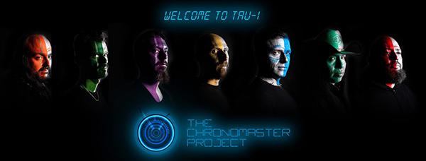 The Chronomaster Project, la line up della band