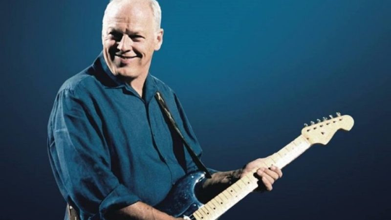 "DAVID GILMOUR: guarda il video di ""Yes, I Have Ghosts"""