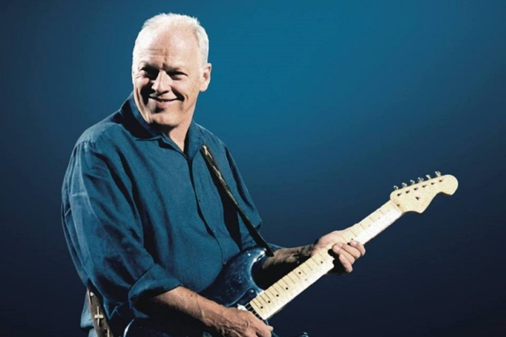 """DAVID GILMOUR: guarda il video di """"Yes, I Have Ghosts"""""""