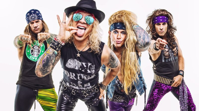 STEEL PANTHER: potremmo fare un EP