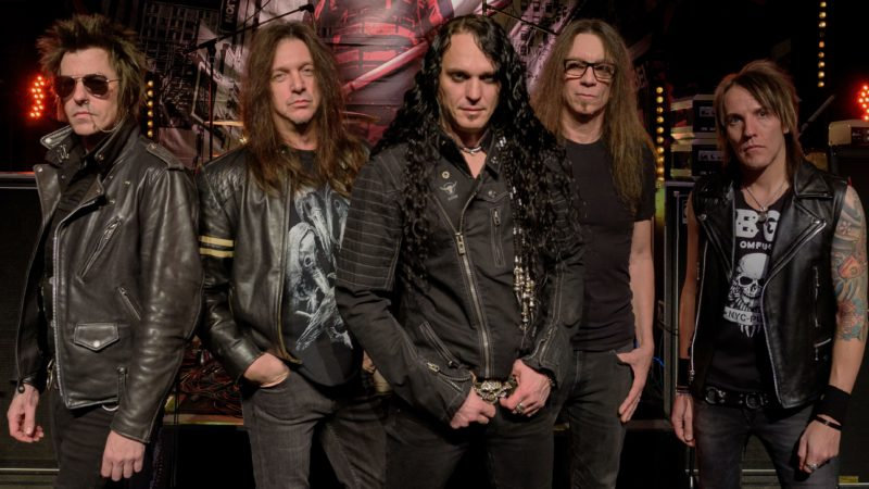 "SKID ROW: tour per I 30 anni di ""Slave To The Grind"""