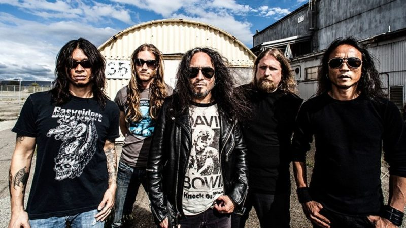 "DEATH ANGEL: pubblicheranno il box set ""The Enigma Years 1987-1990"""