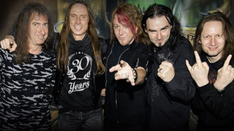 GAMMA RAY: live in streaming per il trentennale di carriera