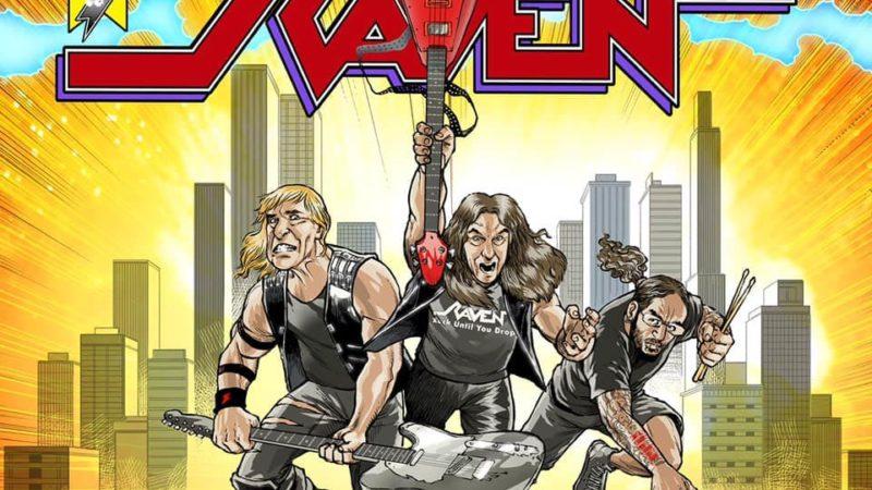 """RAVEN: scopriamo i dettagli del nuovo album """"Metal City"""""""
