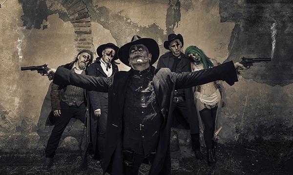 Nuovo videoclip per gli Scarlet and the Spooky Spiders