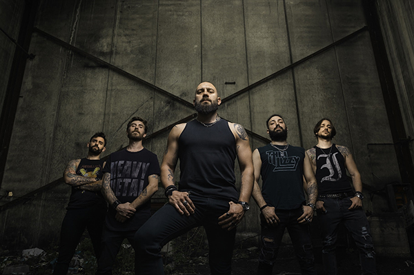 "The Human Tornado, online il nuovo video ""Sacred Bursts"""