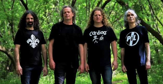 VOIVOD: suoneranno un live in streaming ad agosto
