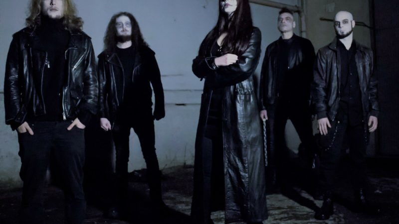 THE BURNING DOGMA: sotto contratto con la Ad Noctem Records