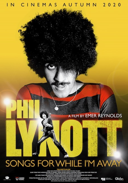 THIN LIZZY: in autunno il documentario su Phil Lynott, ecco il trailer