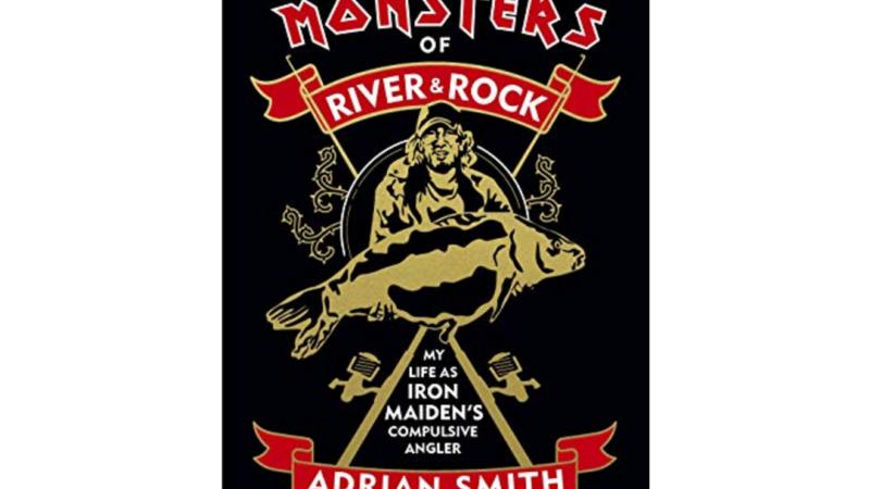 """IRON MAIDEN: preordini del libro """"Monsters Of River & Rock"""" di Adrian Smith e trailers"""