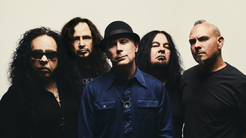 "ARMORED SAINT: guarda il video di ""Standing On The Shoulders Of Giants"""