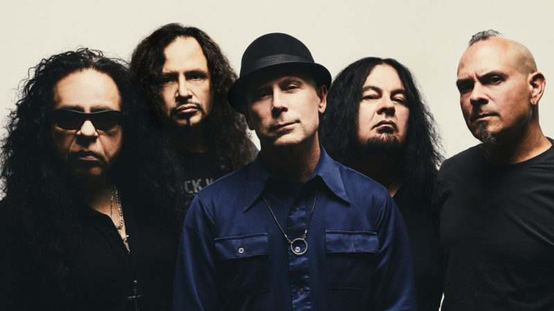 ARMORED SAINT: guarda il video di 'Never You Fret'